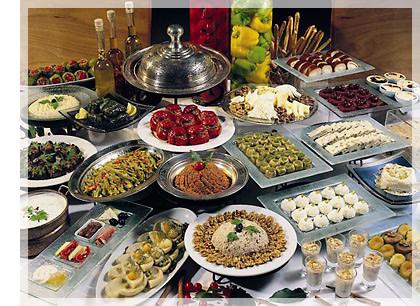 トルコ料理は世界三大料理のひとつです