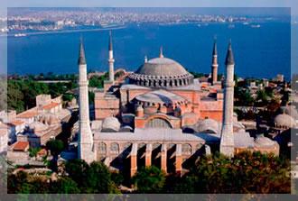イスタンブール・旧市街の見所