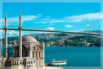イスタンブール・新市街の見所